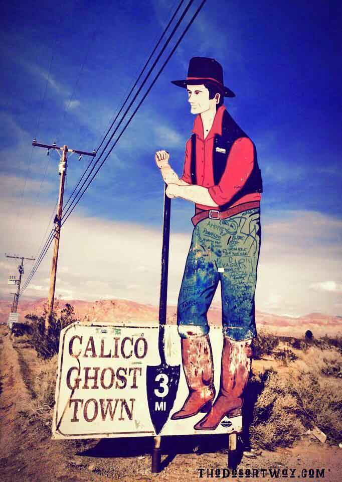 Calico Ghost Town Campground: Spirited Glamping