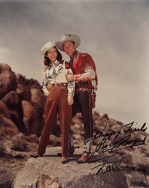 Roy Rogers Double R Bar Ranch: Happy Trails and Cowboy Tales Lives On