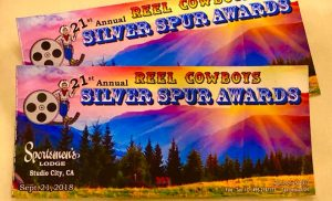 Reel Cowboys Silver Spur: How the West was Fun